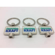 Promosi Radiator Key Keyrings